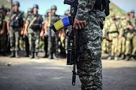 Украинские военные взяли под контроль населенный пункт на Донбассе