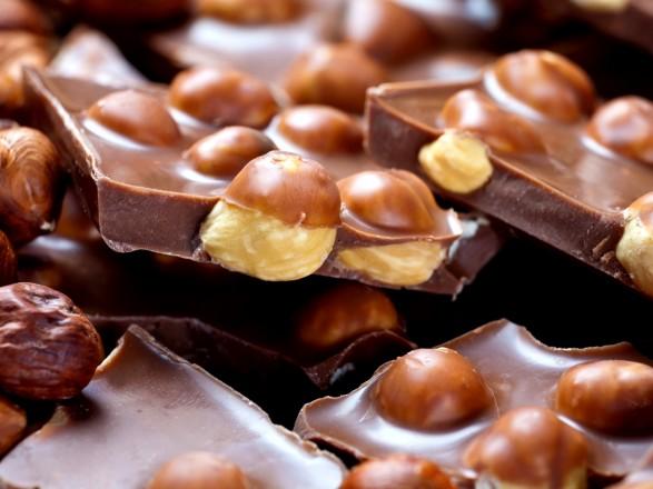 У І кварталі Україна збільшила експорт шоколаду на 31%