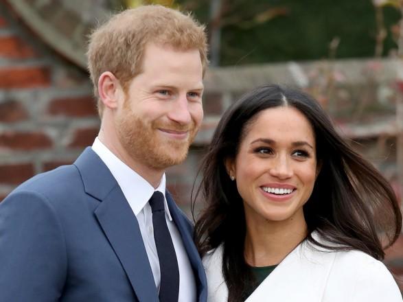 Принц Гаррі та Меган Маркл офіційно стали чоловіком та дружиною