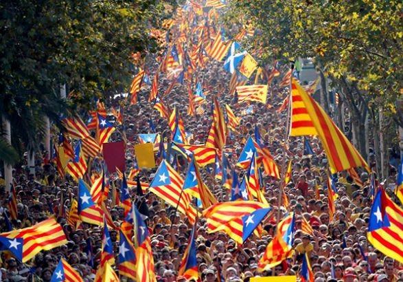 Всостав руководства Каталонии включили арестованных министров
