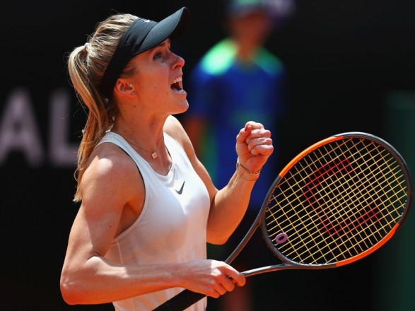 Захистила титул: Світоліна перемогла на турнірі в Римі