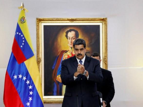 Мадуро звинувачує США в саботажі виборів у Венесуелі за допомогою санкцій