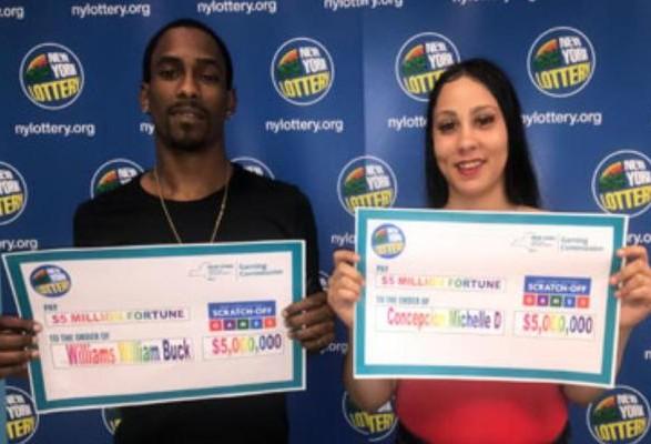 Американська пара випадково виграла 5 млн доларів в лотерею