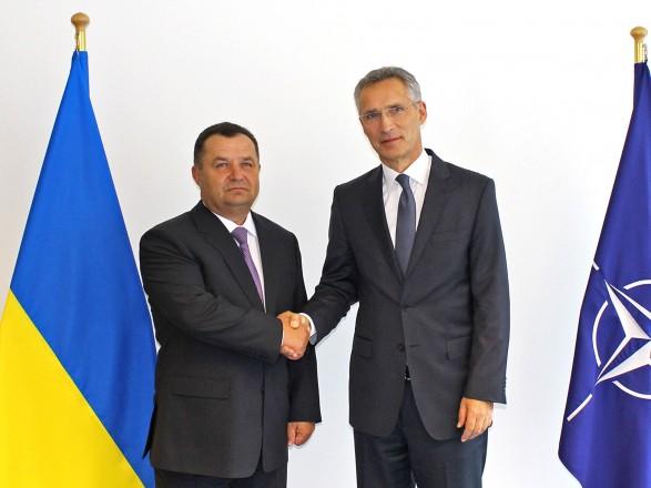 Столтенберг розповів про перспективи вступу України до НАТО