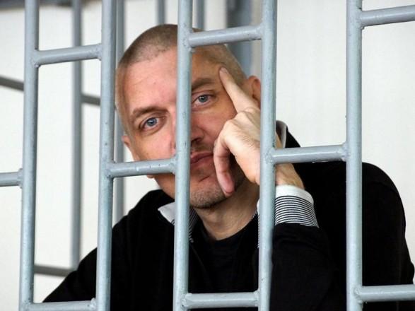 Клих заявив адвокату, що оголошує голодування