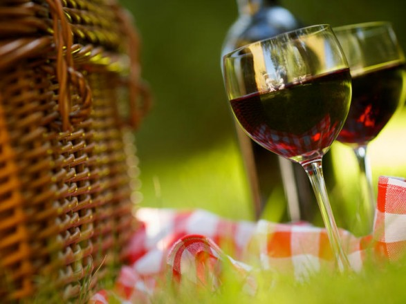 Библиотека вина - выбираем вино для пикника