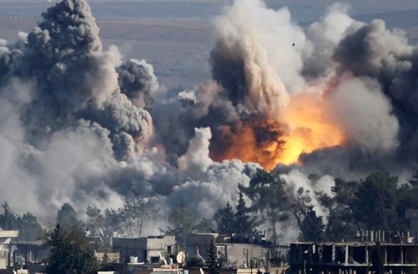 Внаслідок авіаудару в сирійській провінції Ідліб загинуло 17 осіб