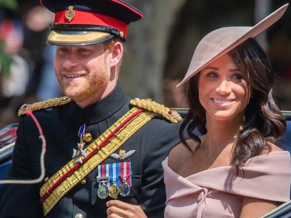 Меган Маркл порушила королівський кодекс на святкування дня народження Єлизавети