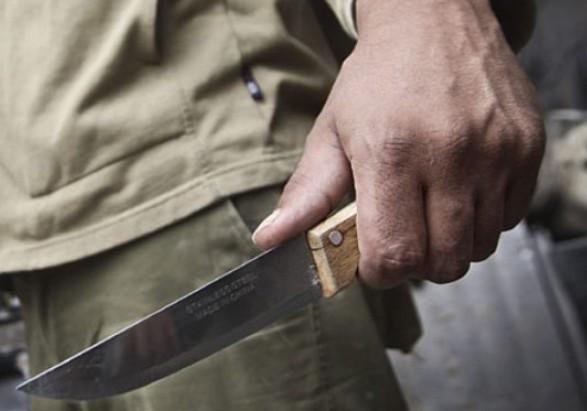 Участник АТО ударили ножом возле собственного дома в Мелитополе