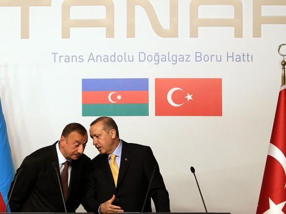Туреччина та Азербайджан запустили Трансанатолійський газопровід