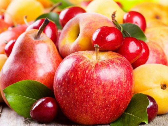 Яблука, груші та айва: Швеція збільшила імпорт українських фруктів