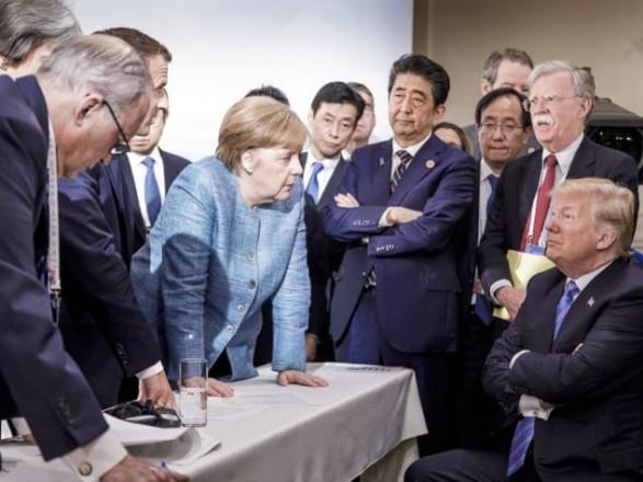 Трамп на саміті G7 заявив, що Крим російський - ЗМІ