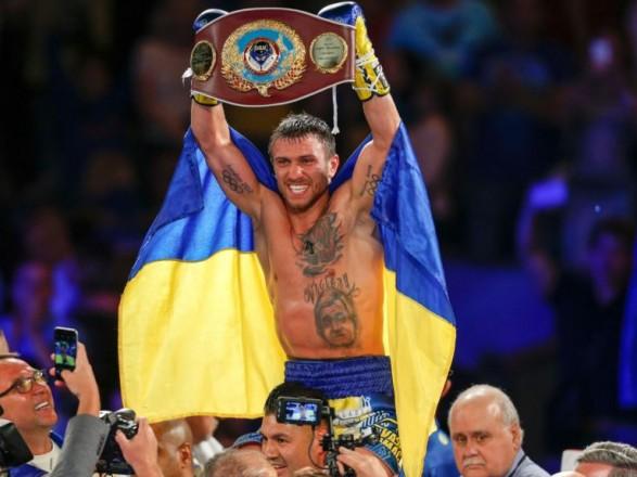 Ломаченко втримав лідерство серед кращих боксерів планети за версією ESPN