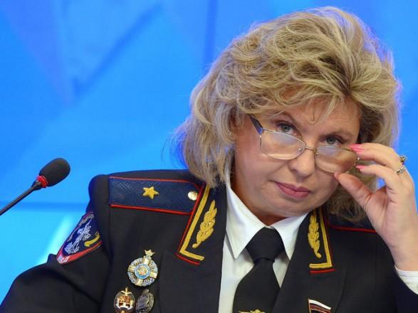Омбудсмен РФ заявила, що голодуючий Сенцов додав у вазі