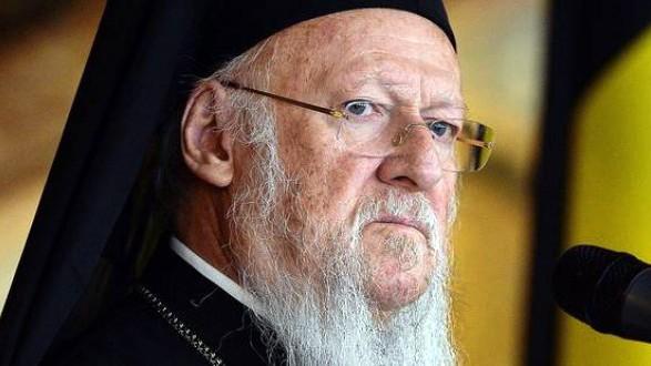 Патріарх Варфоломій зробив заяву щодо церкви в Україні