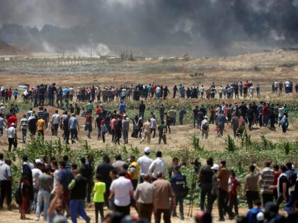 Ізраїль завдав ударів в Секторі Гази у відповідь на запуск палаючих повітряних куль