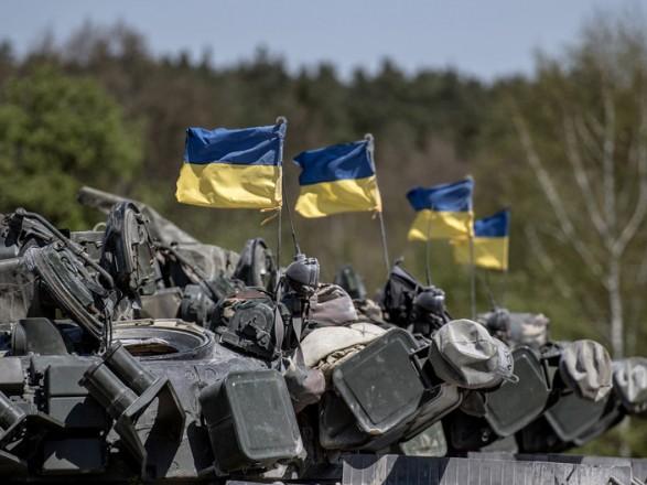 Українські військові зайняли нові позиції на Луганщині