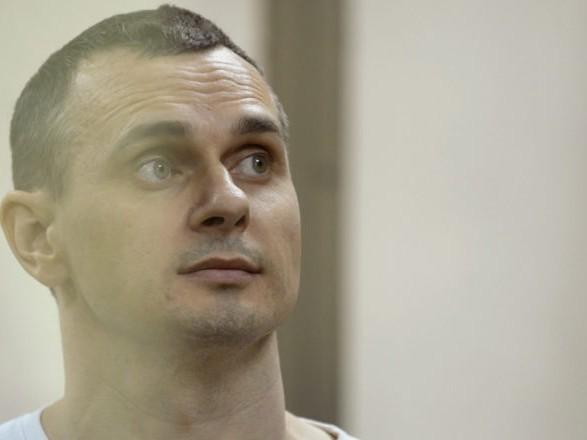 У політв'язня Сенцова проблеми з нирками та серцем
