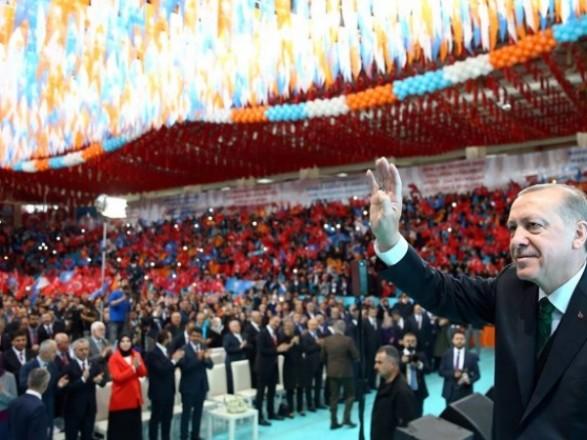 Голова ЦВК Туреччини оголосив про перемогу Ердогана на президентських виборах