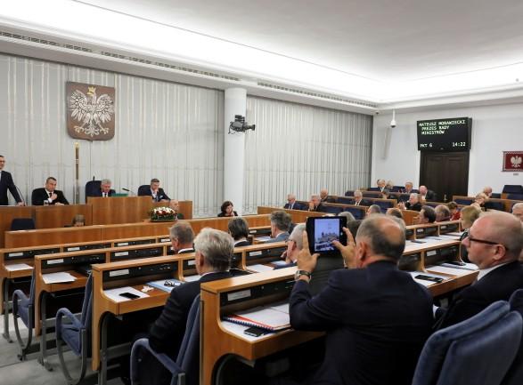 Сенат Польщі ухвалив зміни до закону про Інститут національної пам'яті