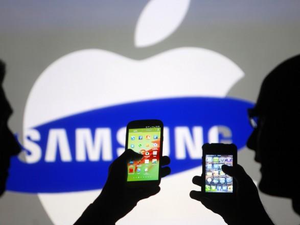 Американський суд поставив крапку упатентній війні Apple і Samsung