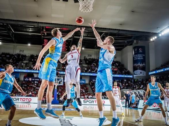 Україна попри поразку пробилася у другий етап відбору до ЧС-2019 з баскетболу