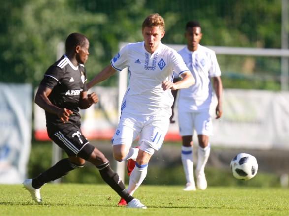 «Динамо» перемогло «Карабах» вАвстрії