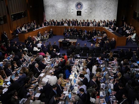 Комітет Сенату США підтримав твердження спецслужб про вплив Росії навибори