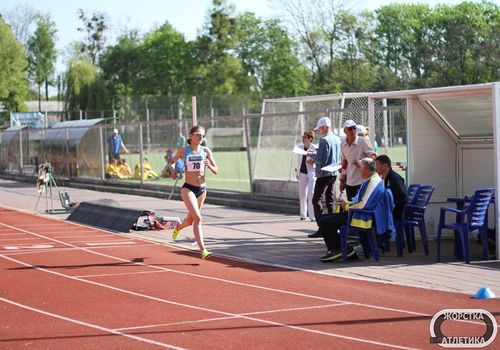 Українська атлетка з персональний рекордом стала призером турніру в Угорщині