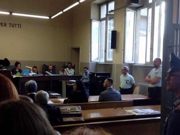 В Італії розпочався суд усправі нацгвардійця Марківа