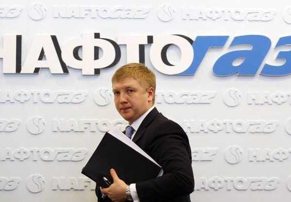 Главі «Нафтогаз України» купили елітний броньований автомобіль