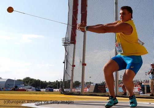 Українець зі світовим рекордом здобув
