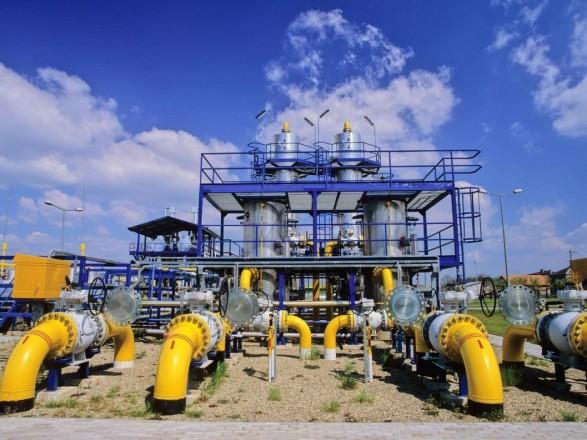 За І квартал із газосховищ відібрано на 85% більше газу
