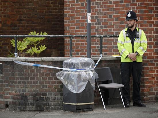 УБританії померла жінка, яка отруїлася «Новачком» вЕймсбері