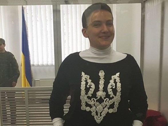 Суд задовольнив клопотання прокуратури про відвід судді у справі Савченко