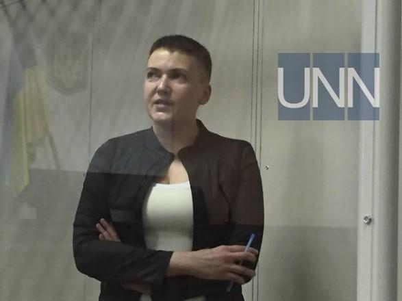 Суд відмовив захисту Савченко у відводі прокурора