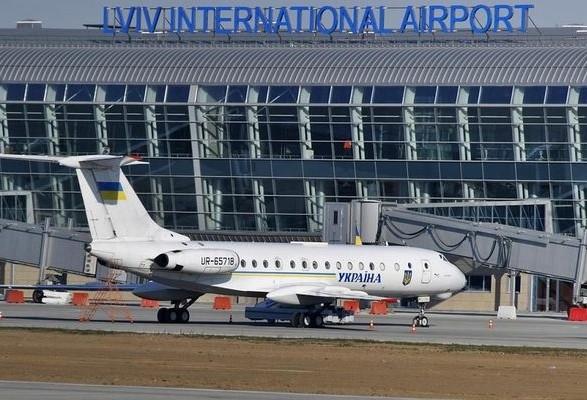 В аэропорту 'Львов' задерживается рейс в Египет