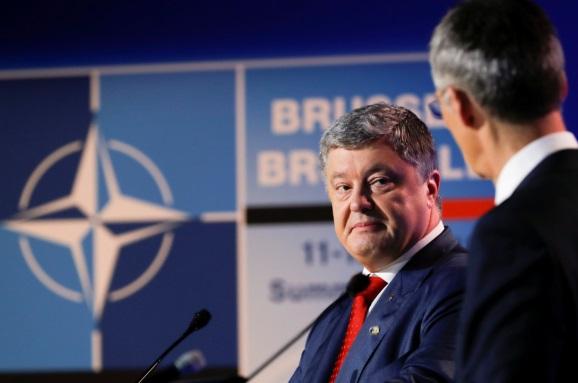 Порошенко назвав головні моменти для України за підсумками саміту НАТО