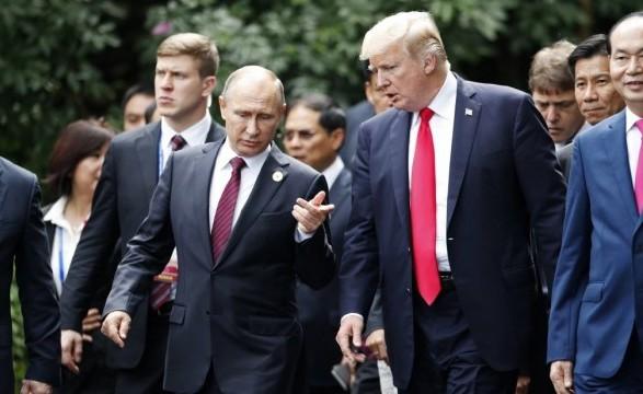 Берлін застеріг Трампа від шкідливих угод зі Путіним