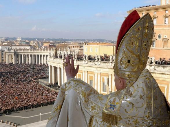 Папа Римський констатує повне дотримання релігійної свободи в Україні