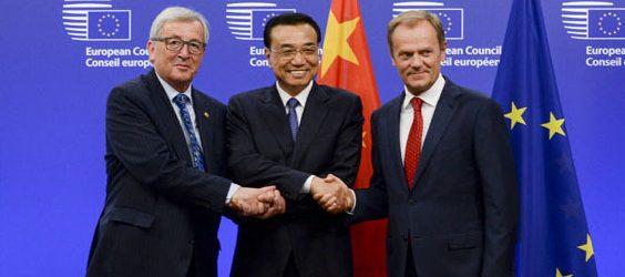 Євросоюз і Китай уклали домовленості в сфері торгівлі, інвестицій та митного регулювання