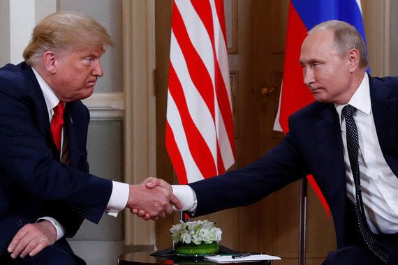 У Гельсінкі розпочалась зустріч віч-на-віч Путіна і Трампа
