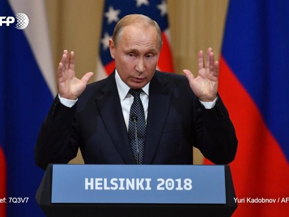 Путін запевнив, що Росія готова зберегти транзит газу через Україну