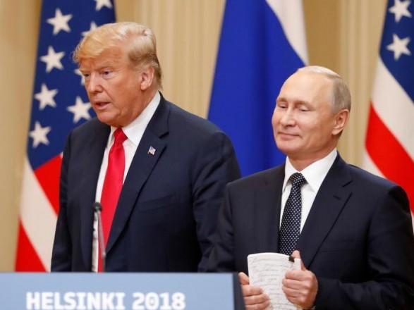 Трамп після зустрічі із Путіним заявив, що ворожнеча закінчилась – журналіст