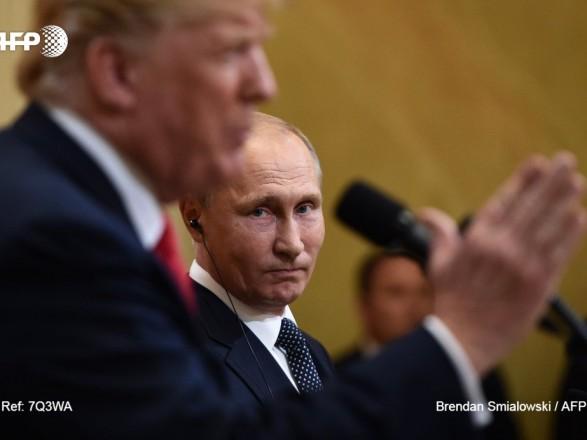 Путін озвучив позицію Трампа щодо Криму