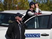 Россия блокирует попытки ОБСЕ контролировать развертывание войск на Донбассе