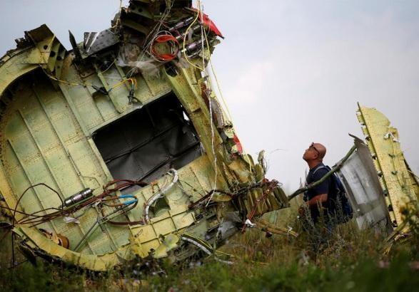 ЕСтребует уРФ признать ответственность закатастрофу МН17