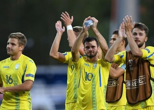 Юнацька збірна України з футболу виграла у Франції на старті ЧЄ-2018