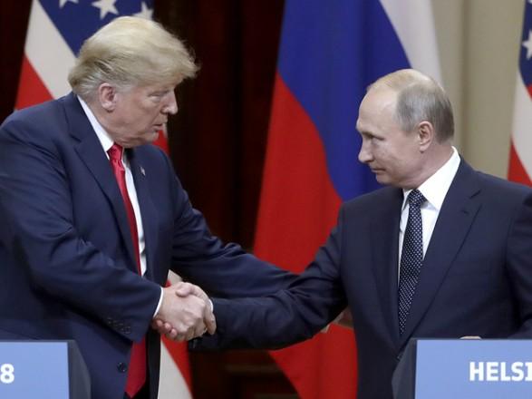 Помпео: Трамп в Гельсінкі знайшов шлях для позитивного і конструктивного діалогу з Путіним