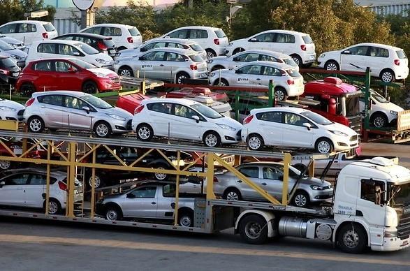 У ДФС назвали найбільших постачальників автомобілів в Україну